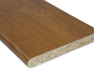 Laminated Window Board / Sill in Golden Oak 5mt Length Various Widths Available