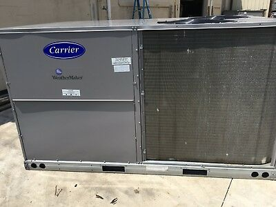 Carrier 10 Ton HVAC Roof Top Unit - New Old Stock - Excellent Condition - 208v-3