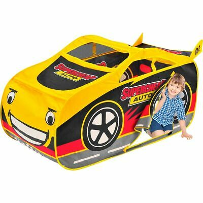 Race Car Play Tent