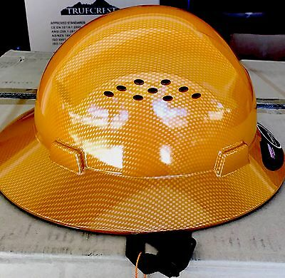 fiberglass hard hat/ Tan  ( Cool Air Flow)