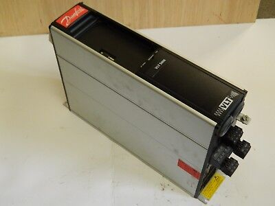 Danfoss VLT5002PT5B20STR3D0F10A00C0 3PH 2.1KVA  2.8A Inverter