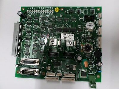 Dgi Printer Polajet 3206 Main Pcb - Ebdma02-0007