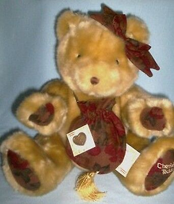 Cherished Teddies  ~  VICTORIAN PLUSH BEAR  *LOVE*  NEW From Our Retail Shop