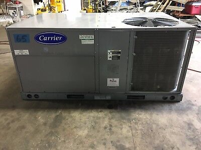 Carrier 4 Ton HVAC Rooftop Unit - New/Old Stock Item 48TCEA05A2A5A0A0A0 - 208V-3
