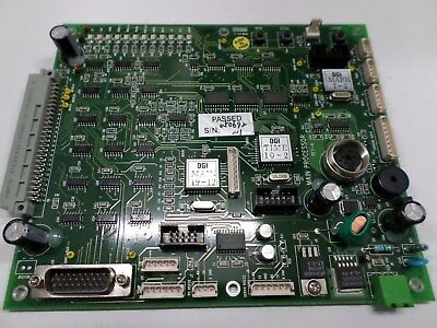 Dgi Printer Mj3206D, Mj3204P Main Board - Ebdma02-0001