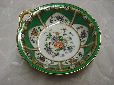 Vintage Noritake China Morimura Bros Hand Painted Japan Red Stamp