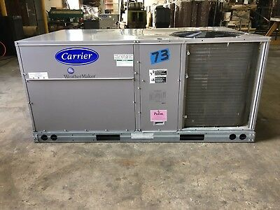 Carrier 5 Ton HVAC  Rooftop Unit - New/Old Stock - 48TCEA06A2A60A0A0 - 460V-3