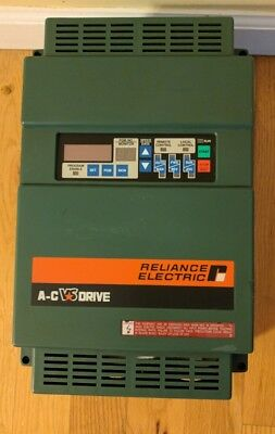 Reliance Electric AC Drive GP-2000 2GU41010 11.3 KVA 10 HP 3PH 2GU41010