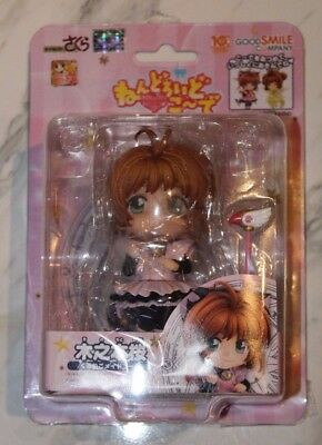 Authentic Japan Cardcaptor Sakura Kinomoto Black Cat Co-de Nendoroid US SELLER