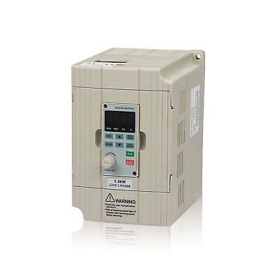 LAPOND VFD Drive VFD Inverter Professional Variable Frequency Drive 1.5KW 2HP 22