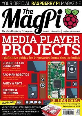 Raspberry Pi - COMPLETE MagPi Digital Magazine Collection (ENGLISH)