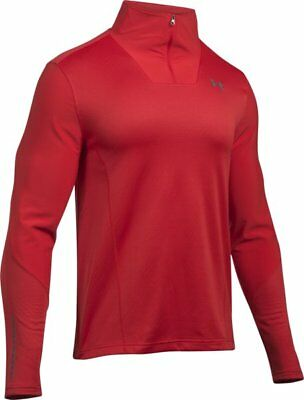 Under Armour UA ColdGear Infrared Grid - maglia fitness - uomo