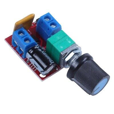 Mini DC Motor PWM 3V 6V 12V 24V 35VDC 90W 5a DC Speed Control Switch LED Dimmer