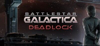 Battlestar Galactica Deadlock - PC Global Play - Günstigst