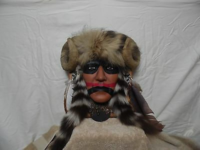 indian spirit mask