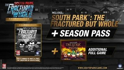 South Park: The Fractured but Whole Gold Edition - PC Global Play - Günstigst