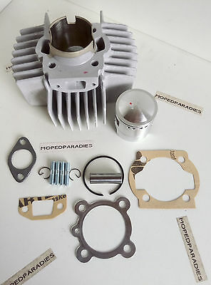 Airsal 70ccm (45mm) Zylinder Alu NM Puch Maxi S N Mofa Moped 70cc Cilinder kit