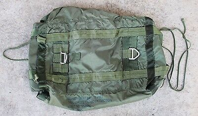New Rugged Deployment Bag, U.S. Military Issue, 22 Ft Cargo Parachute Extraction