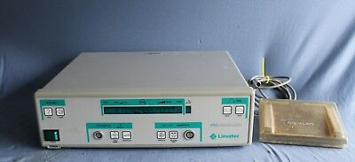 LINVATEC Arthroscopy Shaver system  C9800 W.  Footswitch working