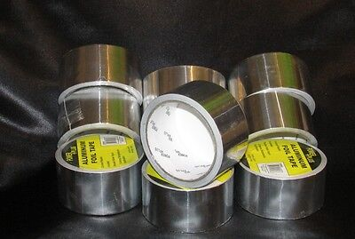 #550 3//4 Aluminum Foil Tape 3//4 Inches X 50 Yds.