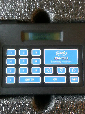 Hach HSA-1000 Lead and Copper Scanning Analyzer
