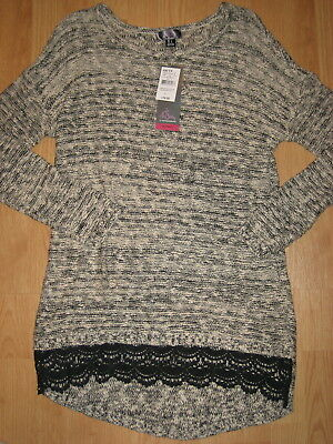 NEW Motherhood Oh Baby maternity womens cotton medium large top shirt sweater