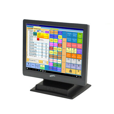 DigiPos TD1500 TFT LCD 15 Zoll Touchmonitor