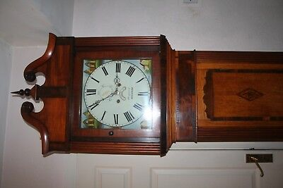 Vintage Grandfather  Clock 7Day