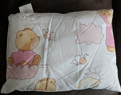 Odeja Baby/ Toddler Jakob Extra Soft Teddy Pillow 30 x 40 cm