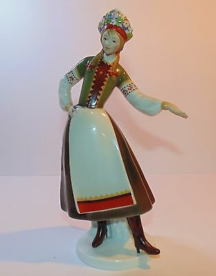 Rare Beautiful Goebel Natascha Figurine