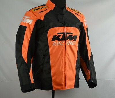 KTM Racing windproof jacket off road/road riding enduro mx unisex free shipping