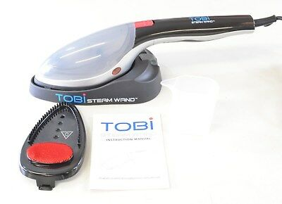 Tobi Steam Wand next generation ironing AS SEEN ON TV