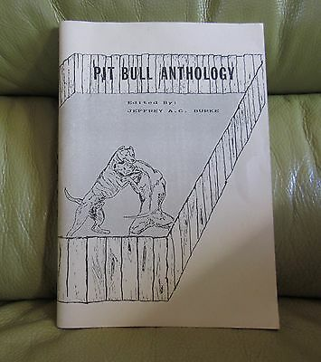 Pit Bull Anthology Gamedog Digest reprints limited edition of 500 copies