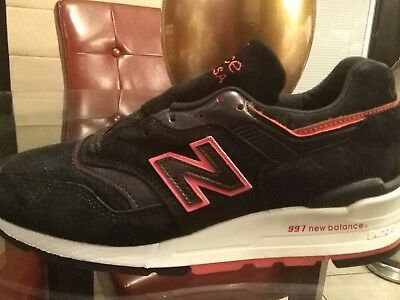 99508365be37 NEW BALANCE 997 M997DEXP size 6 MADE IN USA EXPLORE BY AIR BLACK ...
