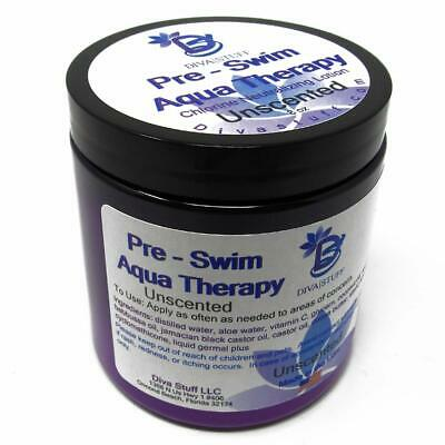 PreSwim Aqua Therapy Chlorine Neutralizing Body Lotion,Protects From Chlorine