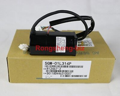 1PC NEW IN BOX YASKAWA SGM-01L314P servo motor