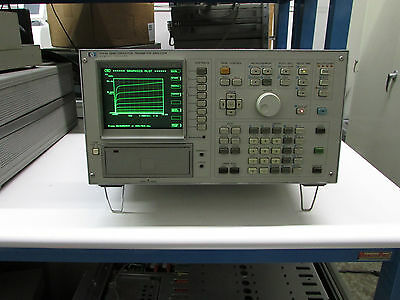 HP Agilent 4145A Semiconductor Parameter Analyzer