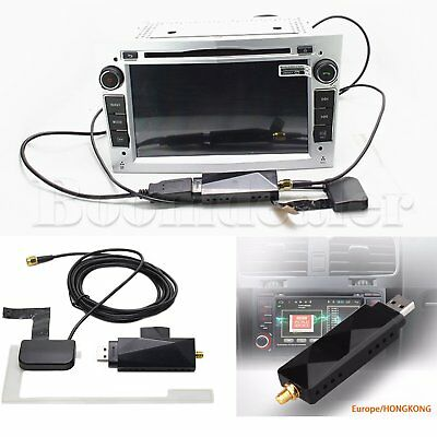 DAB+ Digital Radio Tuner USB Stick with Antenna for Android Car 4.2+ DVD Stereo