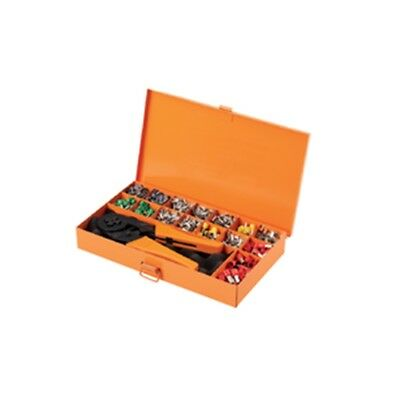 HSC8 16-4D Tool Kit Combination Crimping With 15 Kinds Of Insulated Terminals
