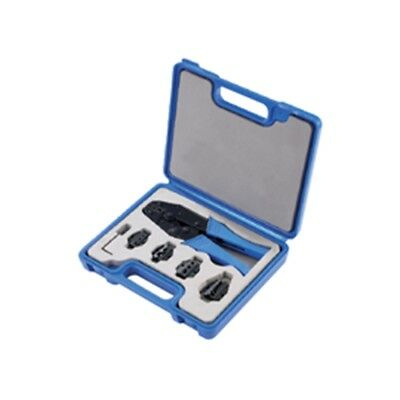 LY03C-5D3 Tool Kit Combination Crimping LY-03C With 4 Die Sets Coaxial Cable