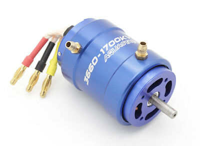 RC Turnigy AquaStar 3660-1700KV Water Cooled Brushless Motor