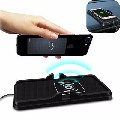 Silikon Auto Induktive Ladestation Wireless Charger Halterung für Samsung Nexus