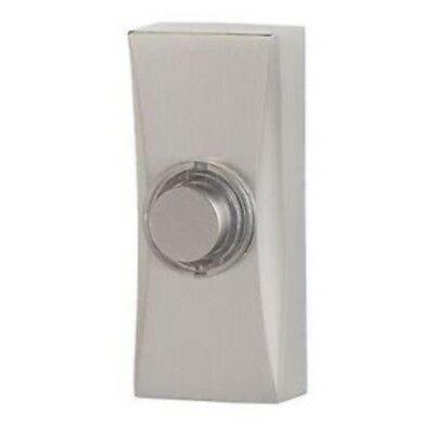 ARLEC Wired Stainless Steel Door Chime Bell Push Replacement Switch DCS16