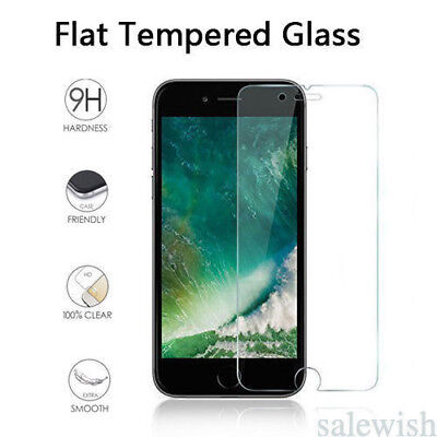 Scratch Resist Tempered Glass Screen Protector Guard for Apple iphone 8 7 6 Plus