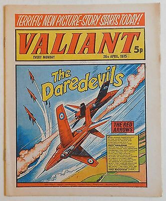 VALIANT Comic - 26th April 1975
