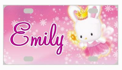 PAW PATROL MINI LICENSE PLATE #3 Personalized Kids Any Name for Bikes Door Sign