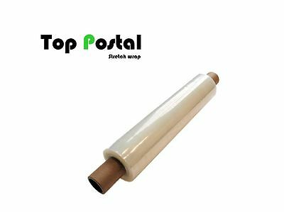 1x Roll Extended Clear Pallet Stretch Shrink Wrap Parcel Packing Cling Film 250m