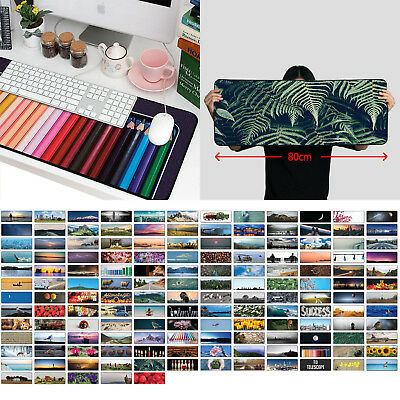 149 Photo Designs Extended Gaming XL Wide Large Mouse Pad 80X30cm Thick Desk Mat