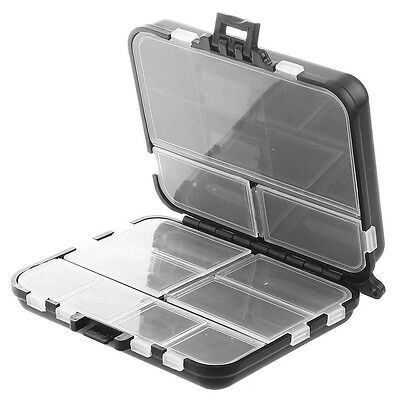 26 Compartments Waterproof  Fishing Hook Bait Lure Box Tackle Storage Container