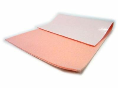 Chiropody/Podiatry Self-adhesive Felt Fleecy/Fleecey Web Padding -2mm Thick